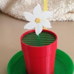 objet 3d gratuit Fonctions de l'eau #1, Fontaine d'arrosage de fleurs., gzumwalt