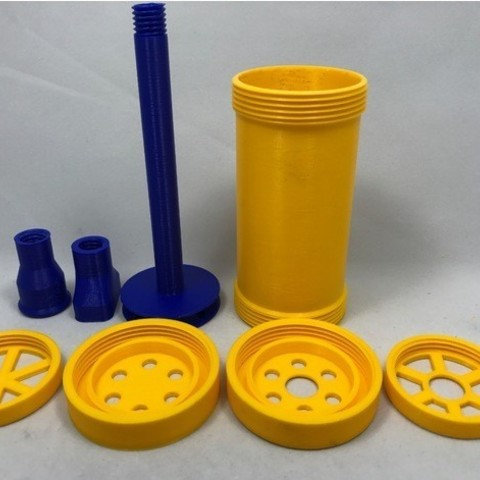 b4957ec1f691925a6df00ba687040272_preview_featured.jpg Download free STL file Two Air Pumps • 3D print object, gzumwalt