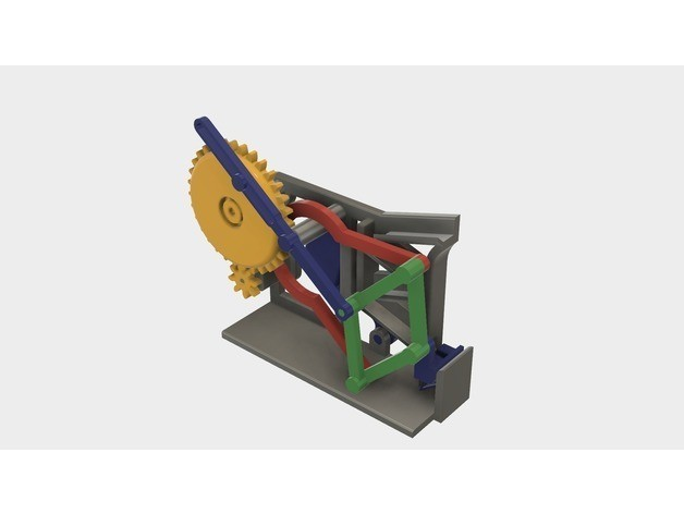 f1ccfe7d308ba2032d091a67ed3a2c95_preview_featured.jpg Download free STL file Marblevator, Mechanisms • Object to 3D print, gzumwalt