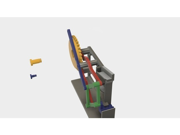 ce23a5c33ee9a530ae0da5fb69ce8ee3_preview_featured.jpg Download free STL file Marblevator, Mechanisms • Object to 3D print, gzumwalt