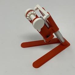 Télécharger plan imprimante 3D gatuit Hopper., gzumwalt