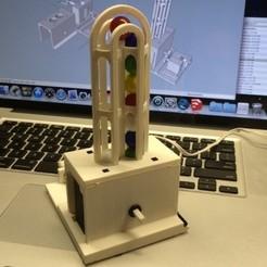 Archivo 3D Bomba de mármol gratis, gzumwalt