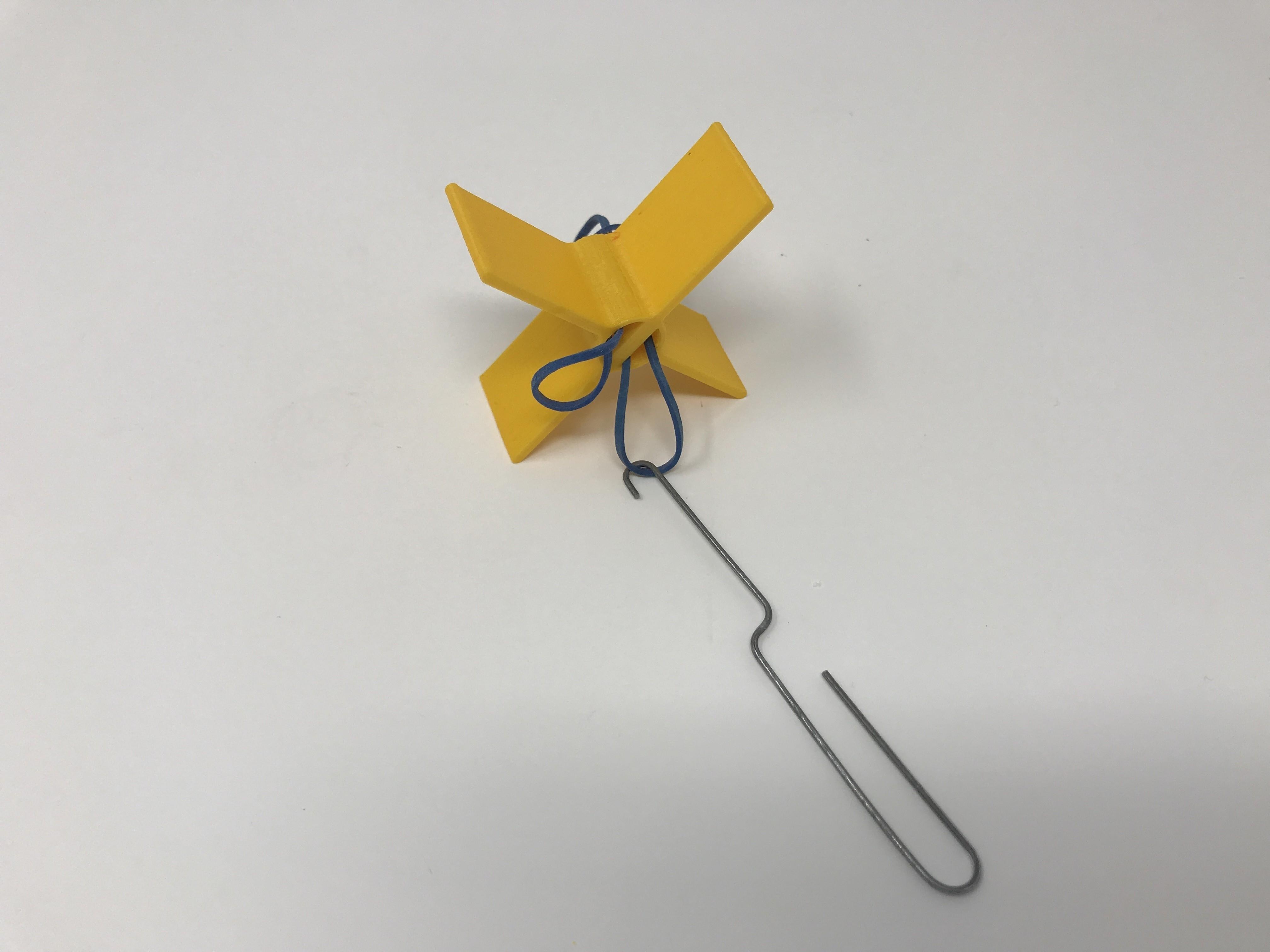 IMG_0669.jpg Download free STL file Fab Lab Tulsa Paddle Boat • 3D printer model, gzumwalt
