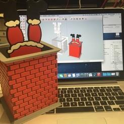 Descargar archivos 3D gratis Kris Kringle Caos Navideño, gzumwalt