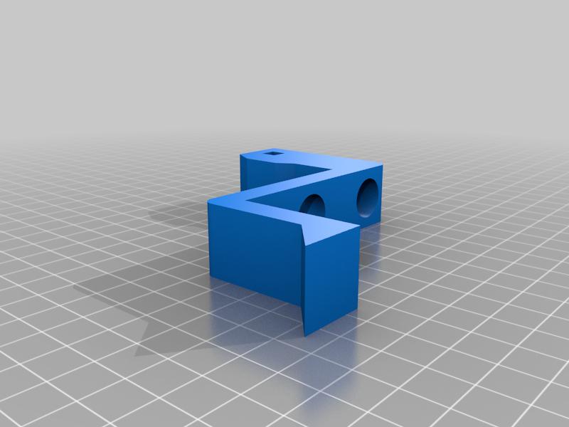 """His_Body.png Télécharger fichier STL gratuit """"Lora et moi"""", un simple automate imprimé en 3D. • Plan à imprimer en 3D, gzumwalt"""