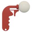 Download free 3D printing files Ping Pong Popper, gzumwalt