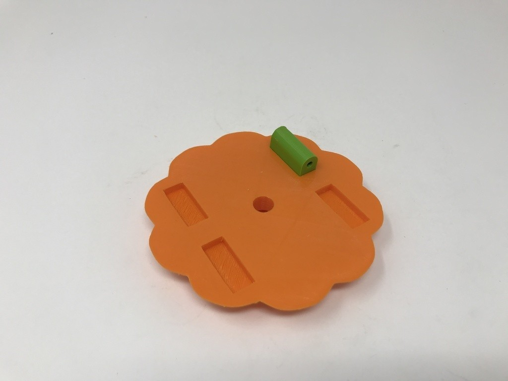 5189dbe2a8f29b41fc090c3d1043c8a7_display_large.jpg Download free STL file Simple Secret Box IV: Jack O'Lantern Coin Box • Object to 3D print, gzumwalt