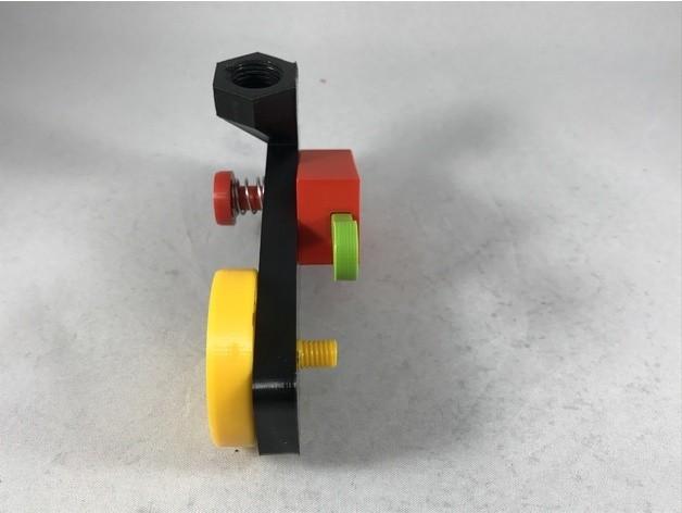 "b82d84f9fe0a67c40c4dc65246c2ca96_preview_featured.jpg Download free STL file ""Wobbler"" Style Air Engine • 3D printing template, gzumwalt"