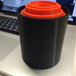 Descargar archivos 3D gratis Un efecto ondulado, gzumwalt