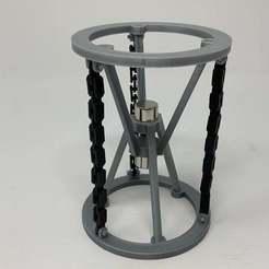 Image0000a.JPG Télécharger fichier STL gratuit Modèle de tenségrité magnétique imprimé en 3D • Plan pour impression 3D, gzumwalt