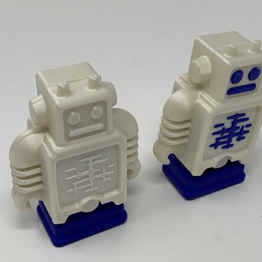 "Télécharger modèle 3D gratuit Robot Ultimaker ""Pin Walker""., gzumwalt"