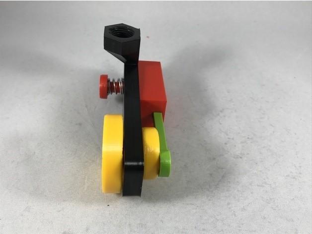 "47c72f2dc7d8fc66682b17b9ba7df69b_preview_featured.jpg Download free STL file ""Wobbler"" Style Air Engine • 3D printing template, gzumwalt"
