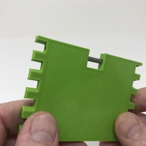 Image0007.jpg Download free STL file Simple Secret Box V:  Gift Box Edition • Model to 3D print, gzumwalt