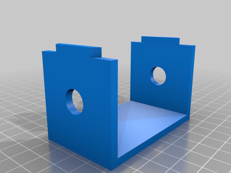 """Base.png Télécharger fichier STL gratuit """"Lora et moi"""", un simple automate imprimé en 3D. • Plan à imprimer en 3D, gzumwalt"""