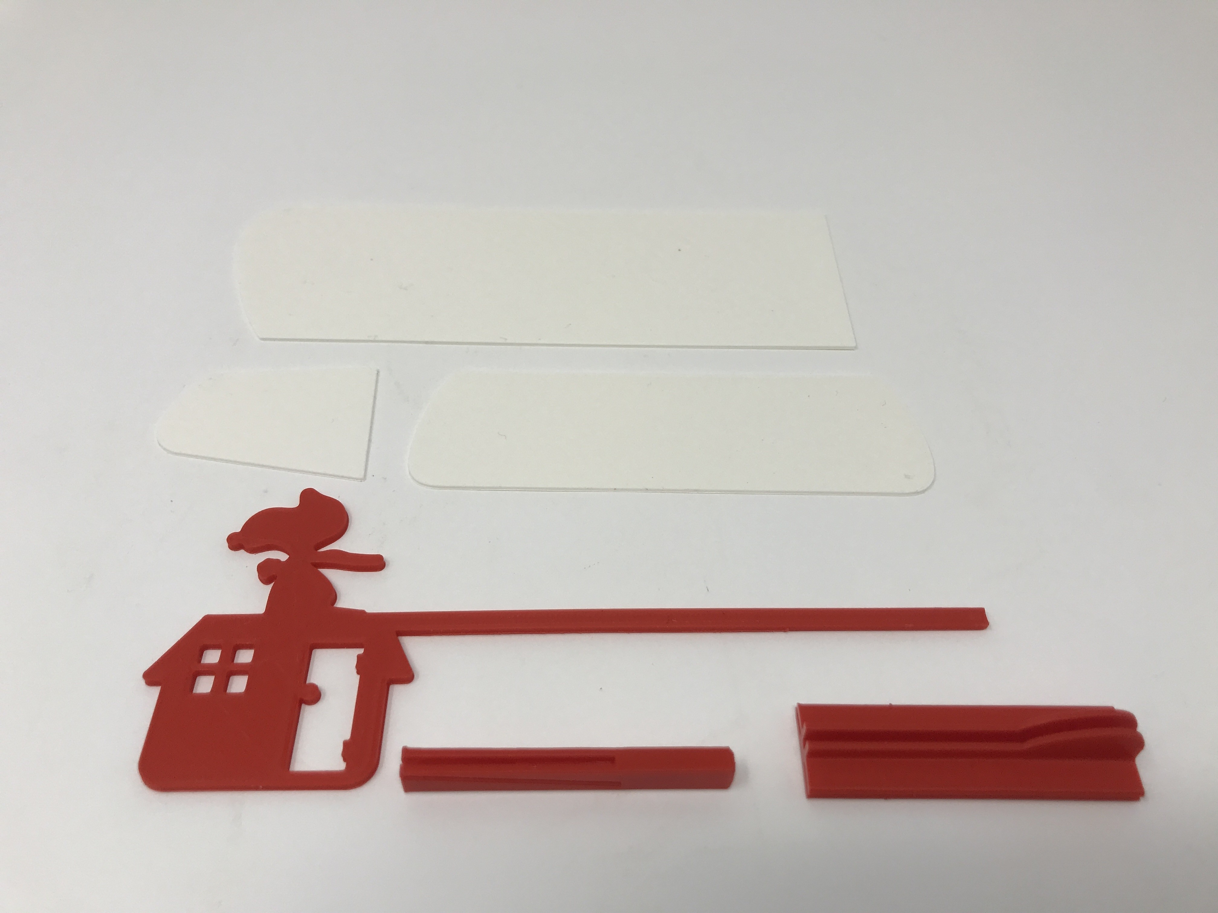 IMG_1630.jpg Download free STL file Red Baron Hand Launched Glider • 3D printer template, gzumwalt