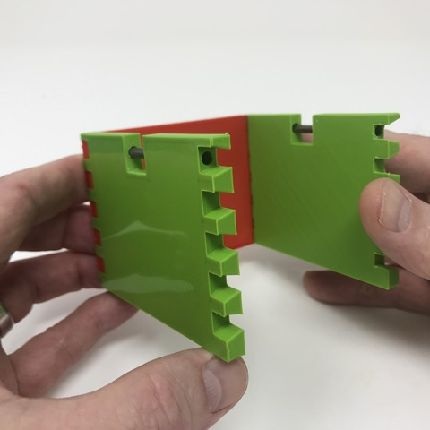 Image0010.jpg Download free STL file Simple Secret Box V:  Gift Box Edition • Model to 3D print, gzumwalt