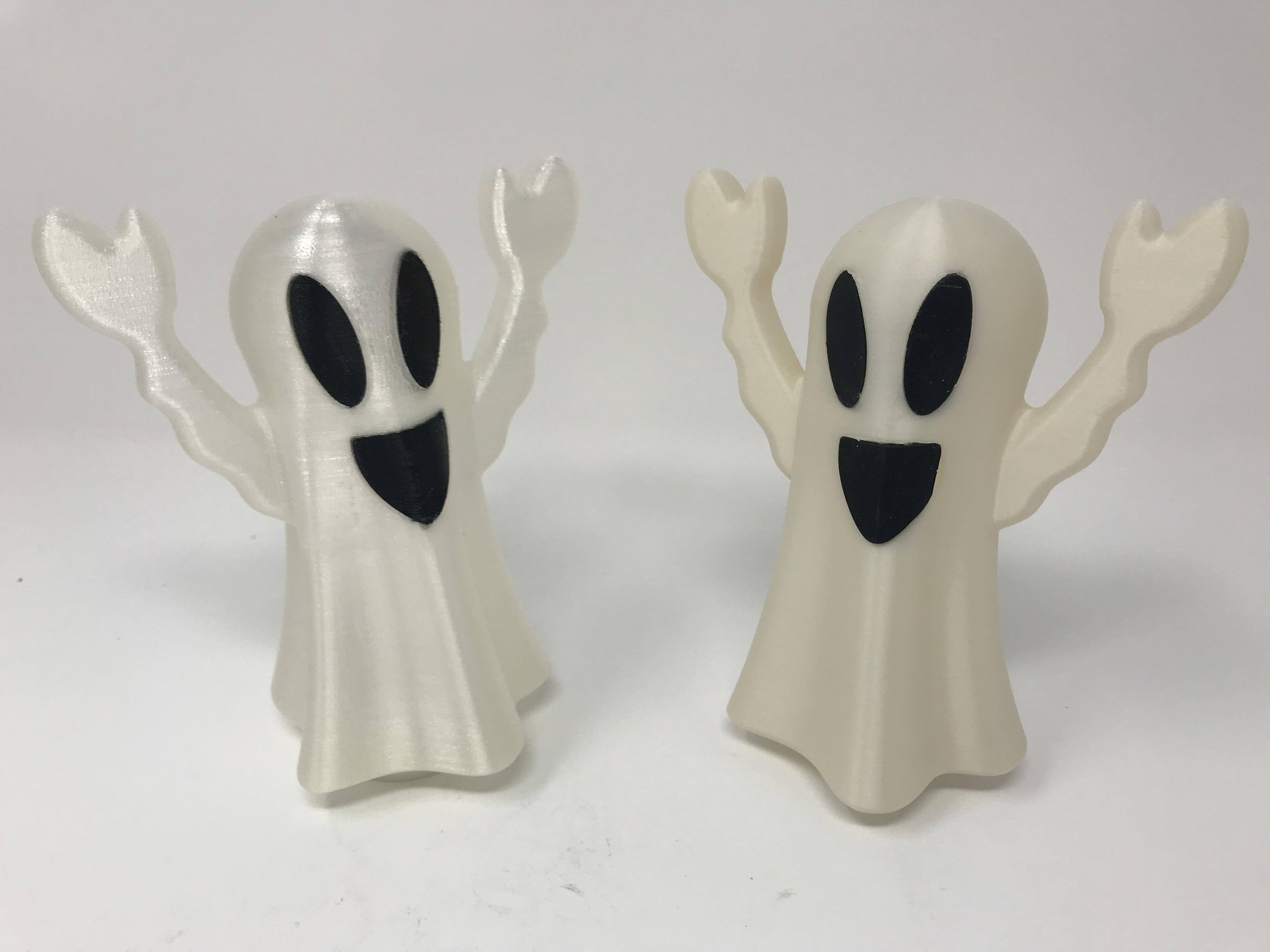 Image0000.jpg Download free STL file Tea Light Ghost Lamp • 3D printable template, gzumwalt