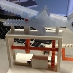 Free 3d printer designs Mr. Jaws In Motion, gzumwalt