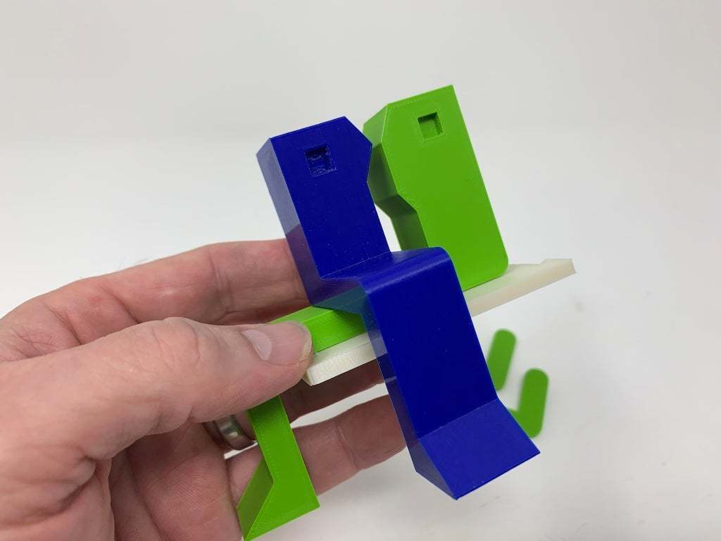 """Image0003b.JPG Télécharger fichier STL gratuit """"Lora et moi"""", un simple automate imprimé en 3D. • Plan à imprimer en 3D, gzumwalt"""
