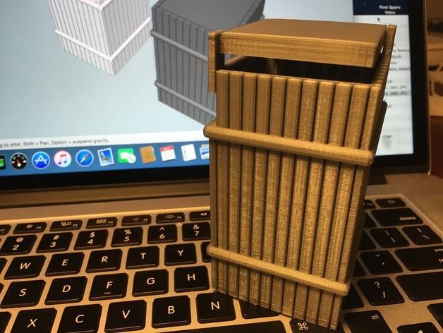 IMG_2683_preview_featured.jpg Télécharger fichier STL gratuit Une simple boîte secrète • Objet imprimable en 3D, gzumwalt