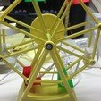 Ferris_Wheel_preview_featured-1.jpg Download free STL file Ferris Wheel • 3D printing template, gzumwalt