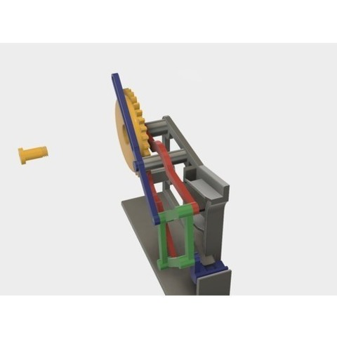 7e5fb02373db838664e386b396d34494_preview_featured.jpg Download free STL file Marblevator, Mechanisms • Object to 3D print, gzumwalt
