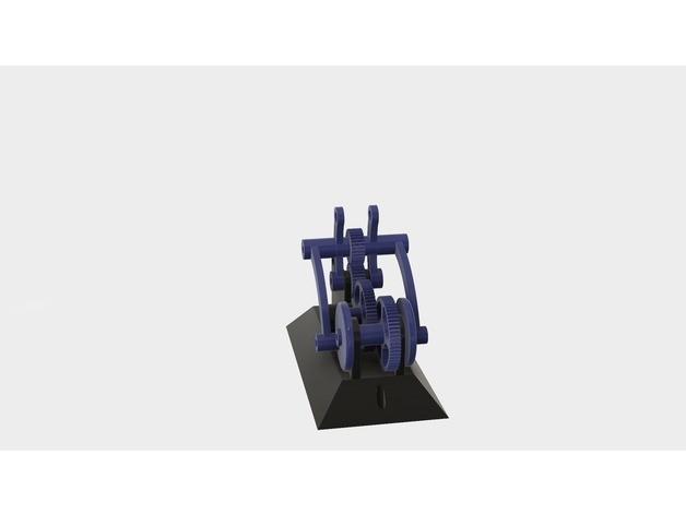 23a7e2480ff457bbc510ed76635aa44a_preview_featured.jpg Download free STL file Hummingbird • 3D printing model, gzumwalt