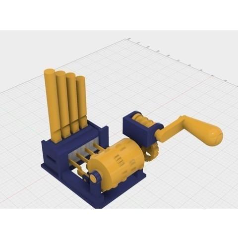 62969b0de2f0c5f82f7c47975a216b6b_preview_featured.jpg Download free STL file Four Whistles • 3D print object, gzumwalt