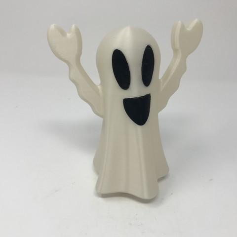 Image0009.jpg Download free STL file Tea Light Ghost Lamp • 3D printable template, gzumwalt