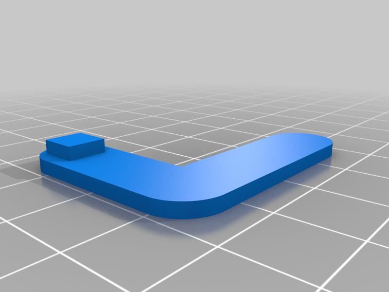 """Hers_Arm_RightMirror.png Télécharger fichier STL gratuit """"Lora et moi"""", un simple automate imprimé en 3D. • Plan à imprimer en 3D, gzumwalt"""