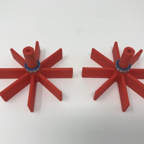 IMG_0747.jpg Download free STL file WiFi Paddle Boat • 3D printing design, gzumwalt