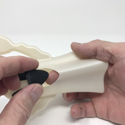 Image0008.jpg Download free STL file Tea Light Ghost Lamp • 3D printable template, gzumwalt