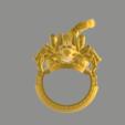 Download 3D printer model Bracelet Of Anubis - The Mummy, AtomicProps