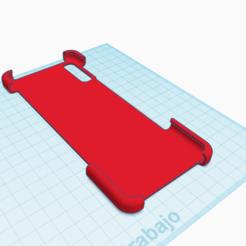 Download 3D printing models Galaxy A70 Case, esteban1997gerardo