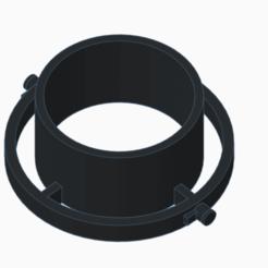 VW Gol Power Base.png Download STL file Vent-Pod VW Gol G3 G4 Ø52mm • 3D print design, Print-T3D