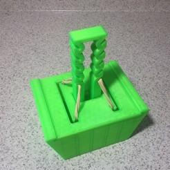 Télécharger modèle 3D gratuit Presse à tofu, iesvy
