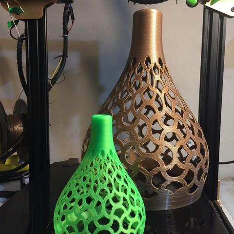 Free STL file Garden Pendant Lamp, iesvy