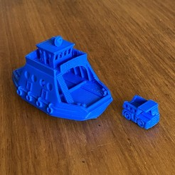 Download free 3D print files FERRY - the little transport miracle, gabriel385