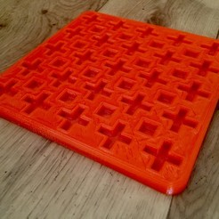 IMG_9272.jpg Download STL file Licking pad for dogs • 3D printer design, Tomshik3D