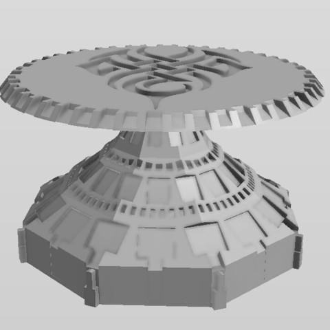 IMG_2646.JPG Download STL file Rotating Base • 3D printer template, Tomshik3D