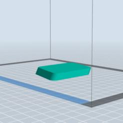 Plan 3D Subaru Impreza (2015-courant) crochet de remorquage supprimer la partie partie, Echo-Tango-1