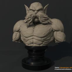 stl Toppo STL - Dragon Ball Super - 3D Print Model , pthofantastic