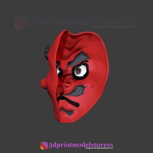 Download 3D Printing Templates Demon Slayer Makonji