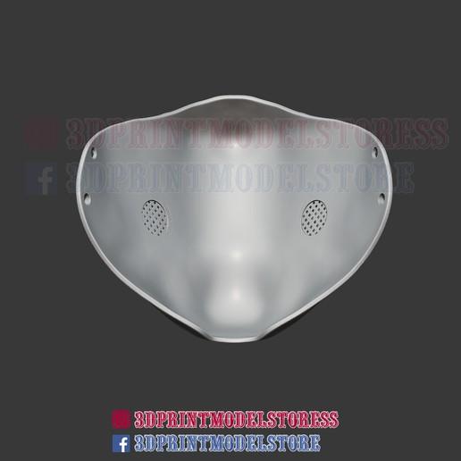 Download STL Tiger Protection Mask