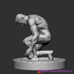 Download 3D printing designs T-1000 Terminator STL Files , 3DPrintModelStoreSS