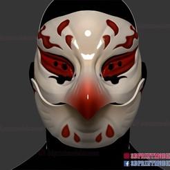 Japanese_Kitsune_Mask_3d_print_model-bird-mask-01.jpg Download STL file Japanese Kitsune Bird Mask  • 3D print object, 3DPrintModelStoreSS