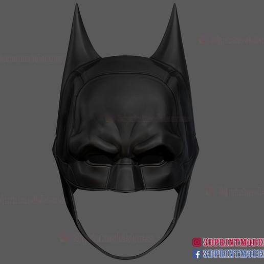 The_Batman_helmet_3d_print_model-03.jpg Download STL file The Batman Helmet - DC Comics Cosplay Mask • 3D printable design, 3DPrintModelStoreSS