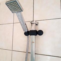 STL file Shower_Stand, viyppi