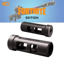 Fortnite 2.jpg Download STL file FORTNITE FLASH HIDER | STORM SCOUT SNIPER STYLE • 3D printer design, 3D_ARMY