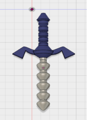 mastersword2.png Download STL file The Master PLug • Design to 3D print, monsterpiece